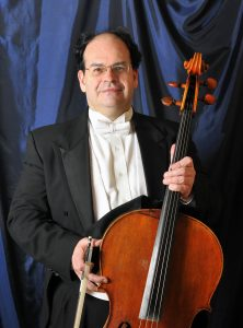 Luis Biava, cello