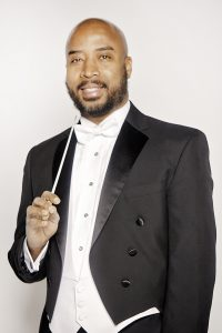 Antoine T. Clark, artistic and music director