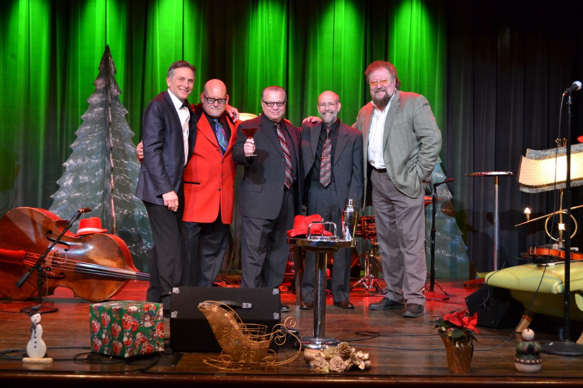Mad Mad Men: Swingin' Holiday Show